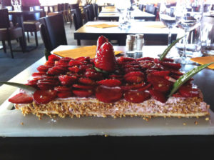 Dessert Il Gusto Bordeaux Lac