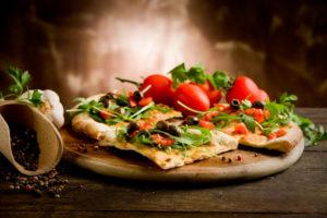 Pizza fait maison